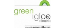 Logo Green Igloo powered by Orcon & Thercon