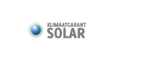 Klimaatgarant Solar