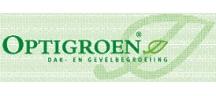 Logo Optigroen Dak- en Gevelbegroeiing