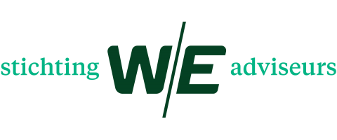 Logo Stichting W/E adviseurs duurzaam bouwen