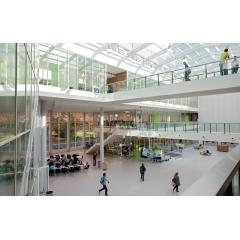 DWA-directeur Dijkgraaf: 'Een gezond gebouw isaanpasbaar en flexibel'
