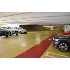 Opknapbeurt Scheveningse Parking Nieuwe Parklaan